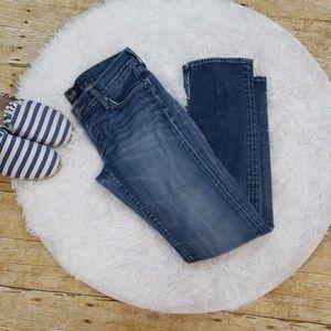 5/$35!    Lucky Brand Zoey skinny jeans